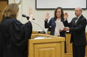 Wiseman Sworn In as JC Council Member