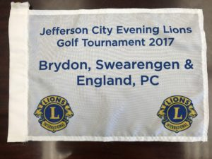 BSE Sponsors Jefferson City Evening Lions Club Tournament