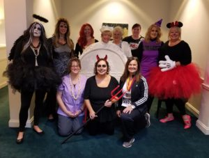 HAPPY HALLOWEEN FROM THE STAFF AT BS&E